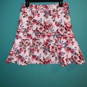 White House Black Market woman's skirt  (4)